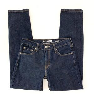 Levi's Strauss Signature Skinny Jeans Blue 30X30